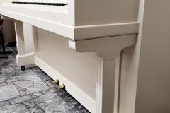gamba,pianoforte,verticle,bianco,schwechten