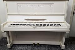 pianoforte,verticale ,schwechten,bianco