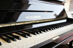 tastiera, pianoforte, tedesco,weissbrod wp