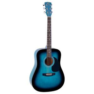 chitarra studio blue