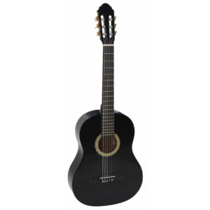 chitarra classica studio black